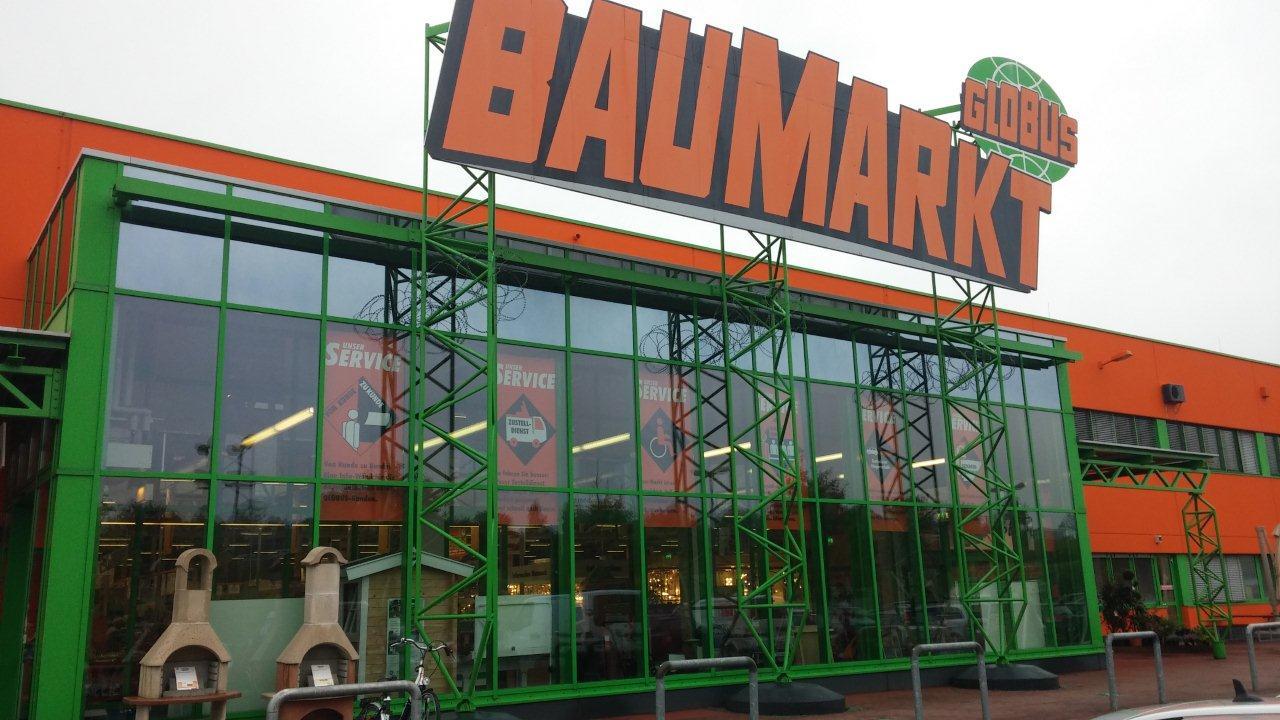Globus Baumarkt Dresden